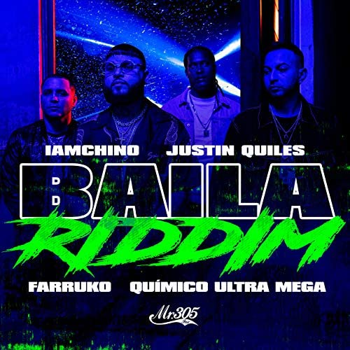 IAmChino, Justin Quiles & Farruko feat. Quimico Ultra Mega