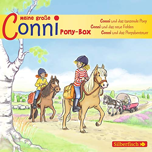 Meine große Conni-Ponybox (Meine Freundin Conni - ab 6): 3 CDs