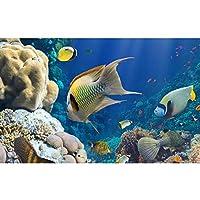 ジグソーパズル 水中ワールドシリーズ木のパズル300 500 1000 1500個の子供、パズルの知的融合楽しい家族のおもちゃ教育ゲームの装飾アートワーク (Color : 500pcs)