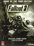 Fallout 3 Game of the Year Edition - Prima Official Game Guide - Prima Games - 13/10/2009