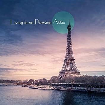 Living in an Parisian Attic: Swingful Gypsy Guitar Jazz. Joyful French Mood, Day in Paris. Gypsy Instrumental Background Music