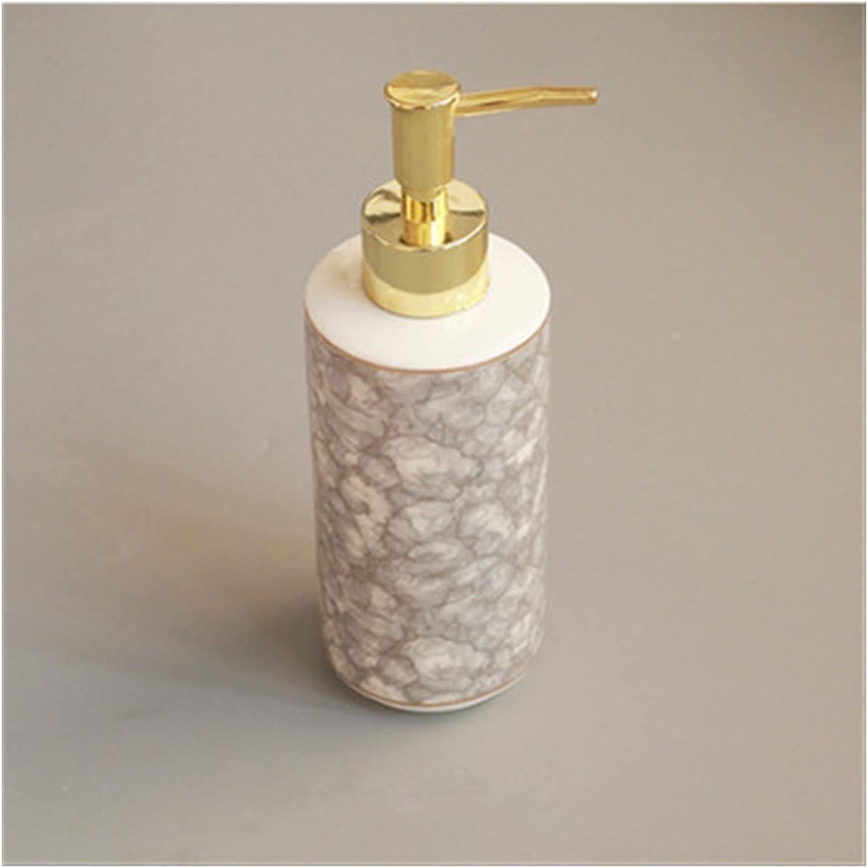 ZQDMBH Soap Dispenser Limited Special Price cheap Bathroom Ceramic Dispensers Em Liquid