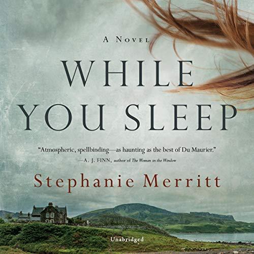 While You Sleep audiobook cover art