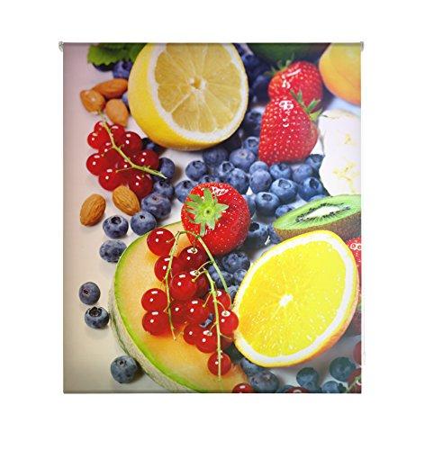Blindecor Estor enrollable translúcido digital, Cocina, W-C-30079, 130x180 cm