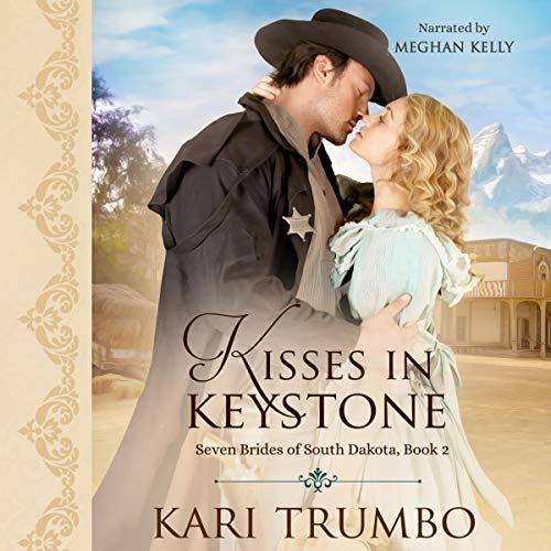 Kisses in Keystone audiobook cover art