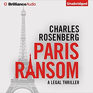 Paris Ransom audiobook cover art