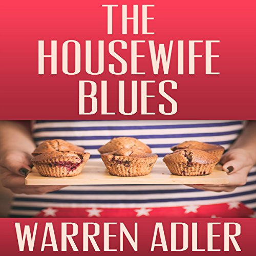 The Housewife Blues audiobook cover art