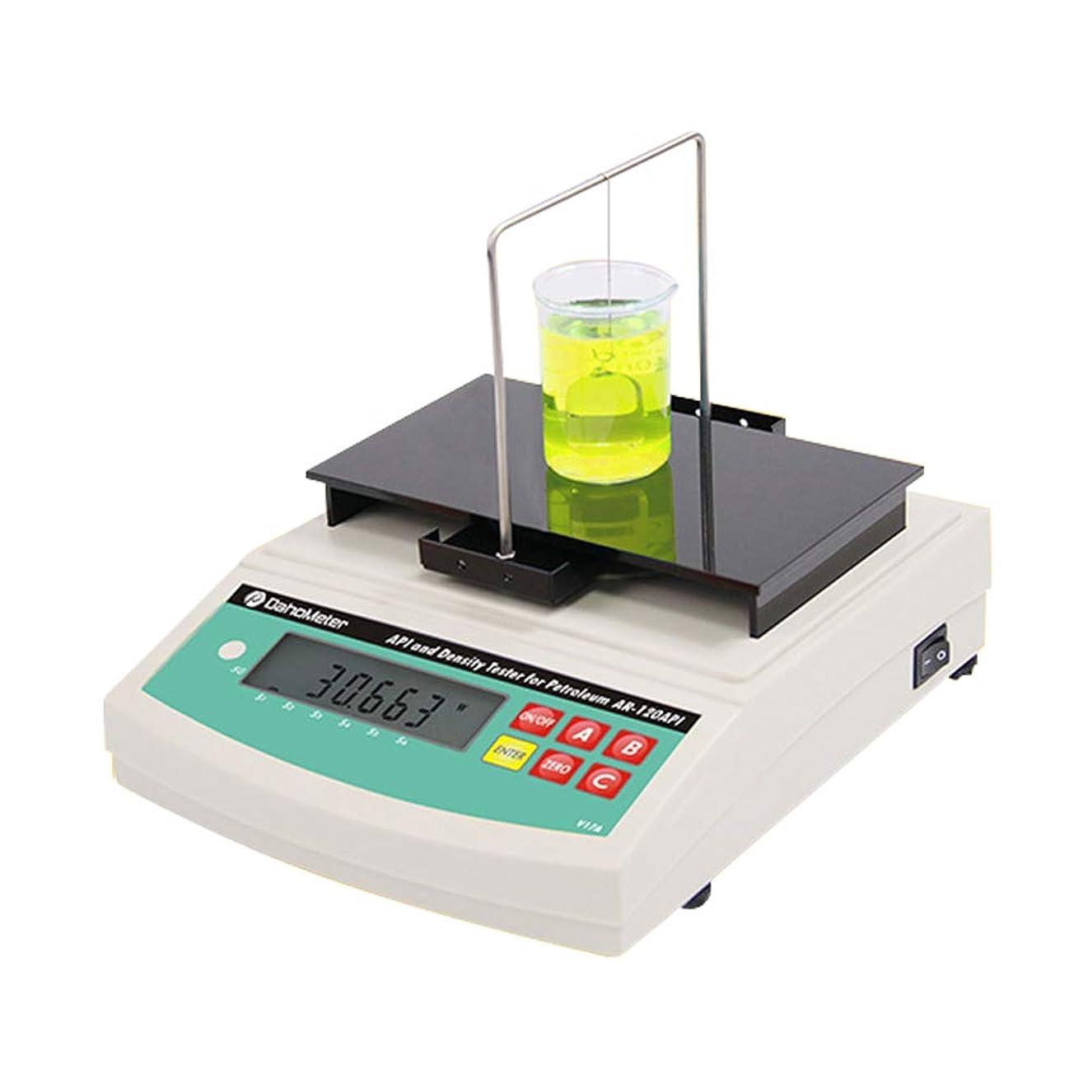 警官物足りない減少Lodomov 液体密度計 精度0.001 g/cm3 デジタル表示 高精度 化学品/油類/石油/化粧品 110V