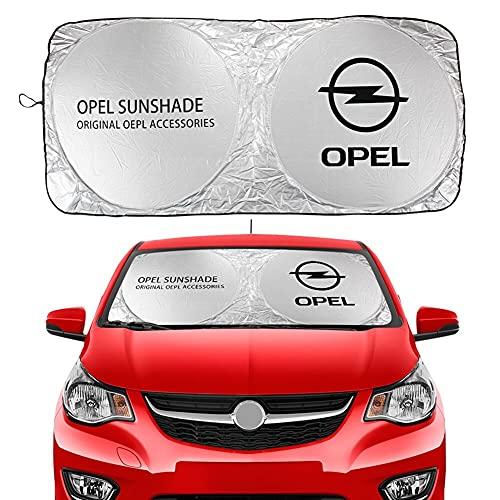 Sombrillas de Parabrisas de automóviles compatibles con Opel Astra J H G Mokka Insignia Corsa OPC Vectra Mokka MERIVA TIGRA Zafira, Accesorios para automóviles Accesorios para automóviles Parasoles