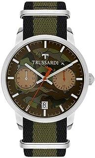 Trussardi Men's T-GENUS_R247161 Watch Green