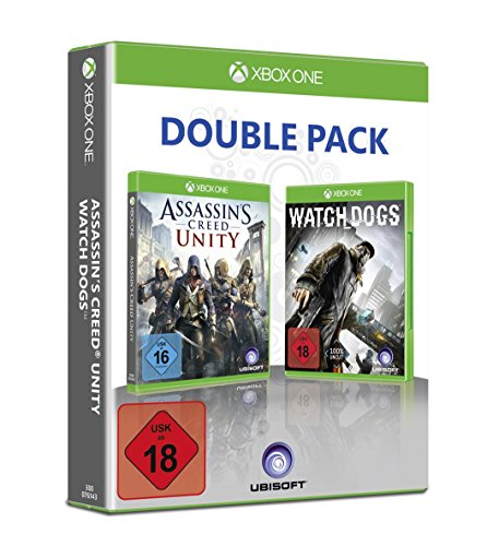 Big Hit Pack: Assassin's Creed Unity & Watch Dogs - [Xbox One]