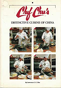 Hardcover Chef Chu's Distinctive Cuisine from China Book