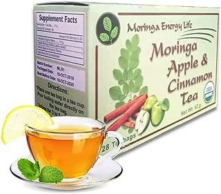 moringa and cinnamon