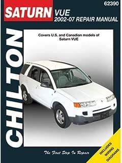 Best 2004 saturn vue repair manual Reviews
