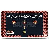 Unbekannt Ultra Pro Playmat - The Legend of Zelda: Dangerous (Including Tube)