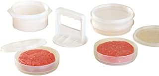 Hamburger Patty Maker Containers - Set of 4