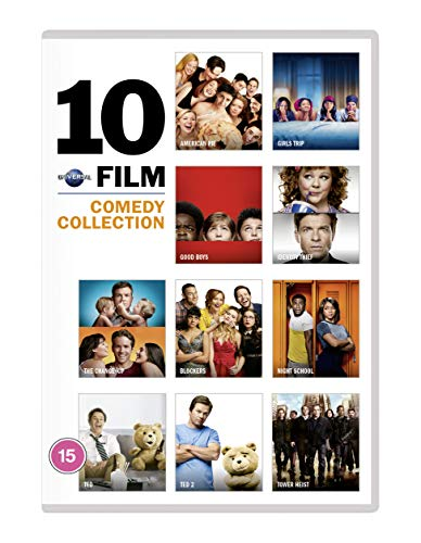 10-Film Comedy Collection [DVD] ...