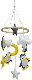 SH-RuiDu Mobile en feutre pour berceau de bébé, décoration à suspendre, accessoire de photographie, cadeau de fête prénatale