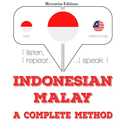 Indonesian – Malay. A complete method cover art