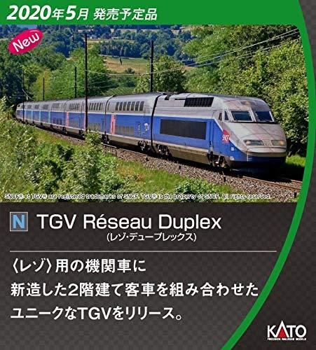 カトー TGV Reseau Duplex(レゾ・デュープ...