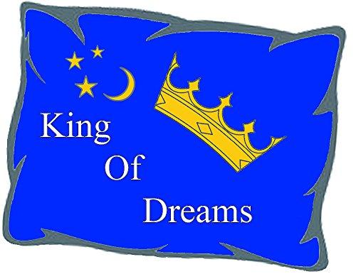 King of Dreams Natural Latex 90x190 Matelas Latex Naturel 80 Kg/m3 - DEHOUSSABLE - Hauteur 20 cm - Soutien Ferme - Compatible literies électriques (90_x_190_cm)