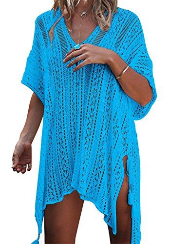 Kfnire Traje de baño de Las Mujeres Bikini Traje de baño Vestido de