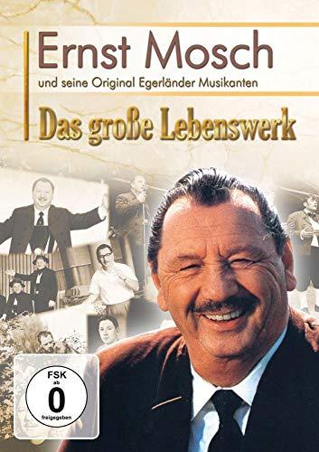 Ernst Mosch - Das große Lebenswerk - DVD