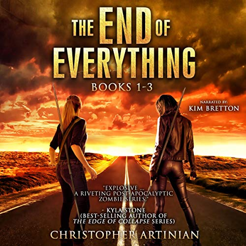 『The End of Everything Box Set』のカバーアート