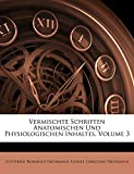 Vermischte Schriften Anatomischen Und Physiologischen Inhaltes, Volume 3 (German Edition)