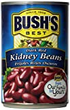 Bush's Best Dark Red Kidney Beans 16 Oz...