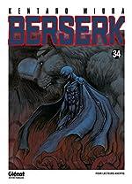 Berserk - Tome 34 de Kentaro Miura