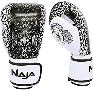 Extreme Pro Grade Boxing Gloves, Kickboxing Bagwork Gel Sparring Training, Muay Thai Style Punching, Fight Gloves