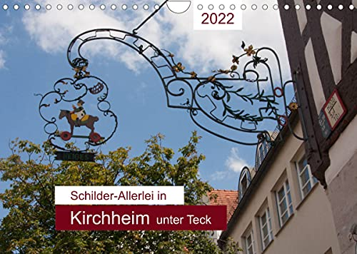 Panneaux - Toutes sortes de choses à Kirchheim unter Teck