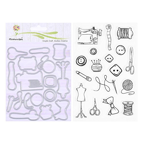 Stanzformen aus Metall für Kartenherstellung, zum Nähen von Knöpfen und Scrapbook-Stempel zum BastelnPrägeschablone Für Scrapbooking, DIY Album, Papier, Karten, Kunst, Dekoration