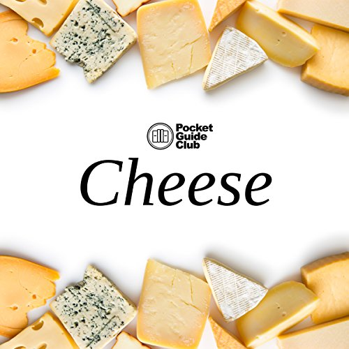 Cheese audiobook cover art