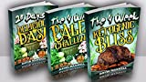 Four Week Diet Plans BOX SET 3 In 1: The Four Week Ketogenic Bliss + The Four Week Paleo Challenge + 28 Days of Delicious Dash: A 3 in 1 Guide to Ketogenic, ... and DASH Diet Plans, (Healthy Eating)