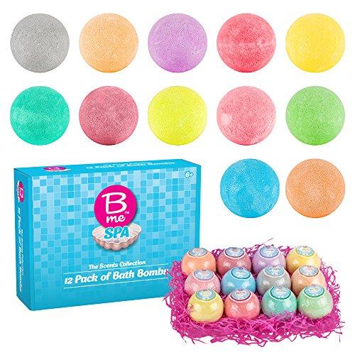 Spa Bath Bombs Gift Set