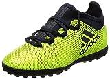 adidas Herren X Tango 17.3 Tf Fußballschuhe, Weiß, Gelb (Amasol / Tinley / Amasol), 40 2/3 EU