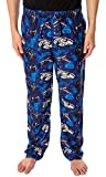 Star Wars Men's Millennium Falcon X-Wing Tie Fighter Allover Pattern Adult Sleep Lounge Pajama Pants (Large)