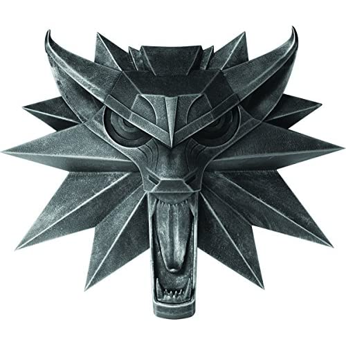 Dark Horse The Witcher 3 - Wolf Wall Sculpture Replica (30-683)