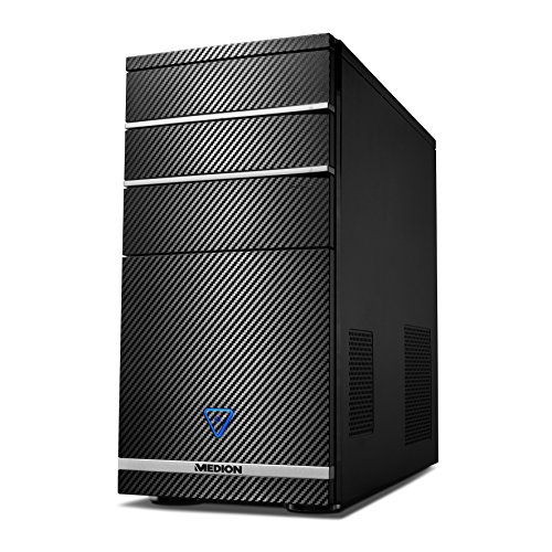 Medion Akoya P2101 D/B603 Desktop-PC (Intel Core i3-4170, 3,7GHz, 4GB RAM, 2TB HDD, Win 10 Home)