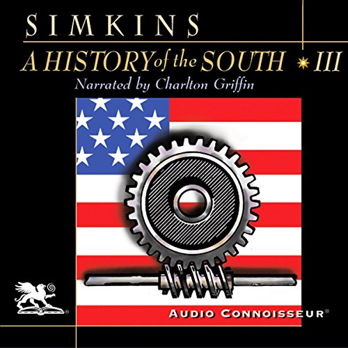 A History of the South, Volume 3 cover art