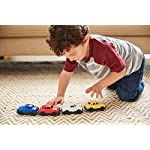 Kit Playing with Green Toys Mini Vehicle, 4-Pack