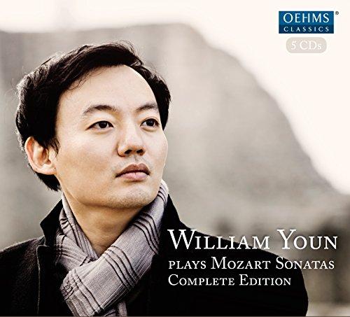 Mozart: Sämtliche Klavieronaten [5 CDs]