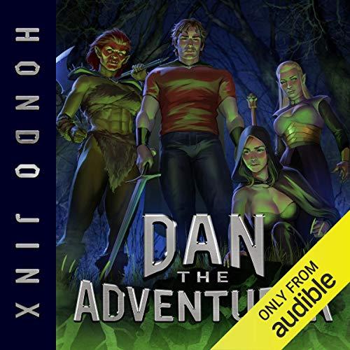 Page de couverture de Dan the Adventurer