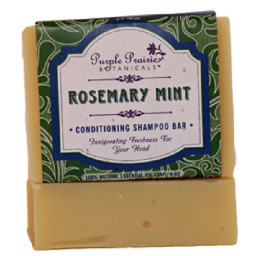 Rosemary Mint Shampoo Bar Soap