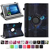 na-commerce Tablet Schutzhülle Vodafone Tab Prime 6/7 360° drehbar Tasche Cover Hülle Etui, Farben:Motiv 3