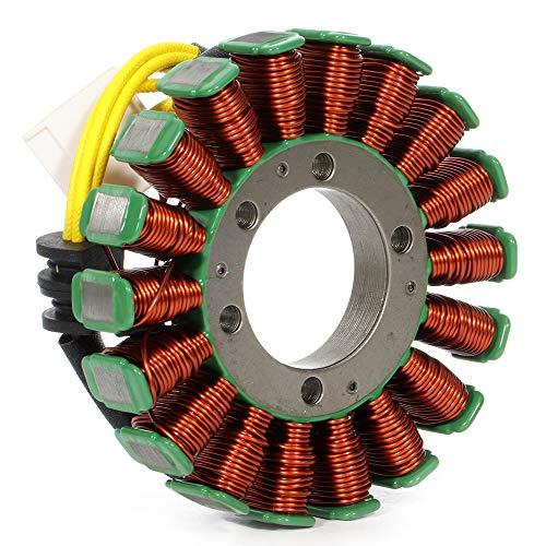 ECCPP Generator Stator Magneto Fit for 2006-2016 Yamaha YZF R6 Compatible with 2C0-81410-00-00 2C0-81410-01-00 Stator