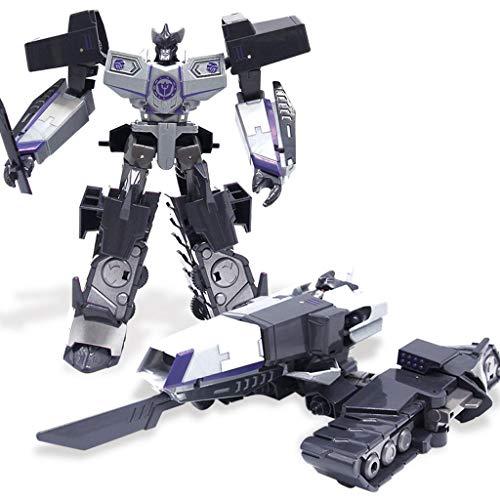 Siyushop Jouet Transformers, Man Auto Model, Heroes Rescue Bots, Jouets Deformed Car Les Enfants, Modèle De Robot De Combat, Enfants De 3 Ans Et Plus ( Color : 4 )