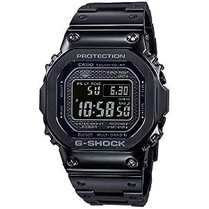 """[カシオ] 腕時計 ジーショック Bluetooth 搭載 電波ソーラー GMW-B5000GD-1JF メンズ ブラック"""""""